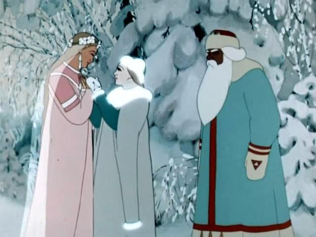The Snow Maiden (Снегурочка), 1952